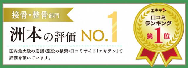 洲本クチコミNO.1バナー