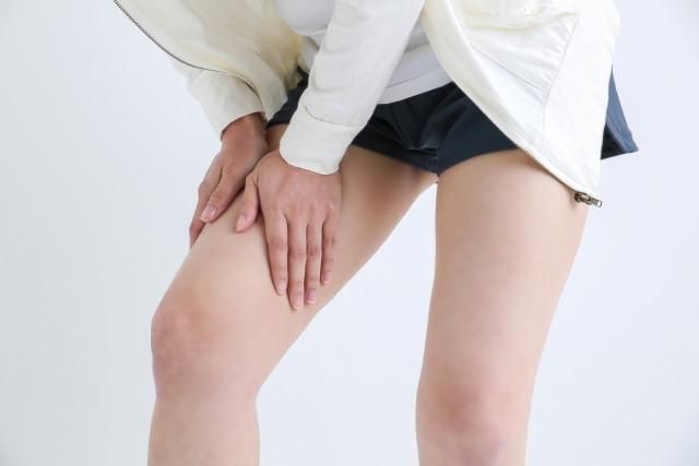 膝関節のイメージ図